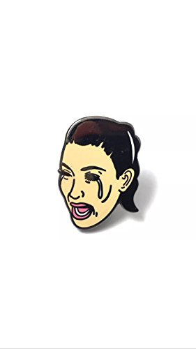 PINTRILL KIM KARDASHIAN CRYING PIN
