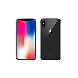 iPhone X Apple Cinza Espacial com Tela de 5,8″, 4G, 64 GB e Câmera de 12 MP
