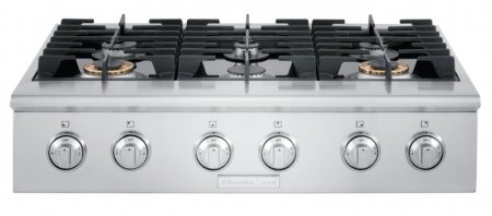 36 gas slide in range - 5