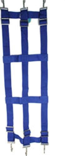 PARTRADE 20 Nylon Stall Guard bluee