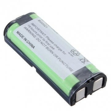 Home Phone Rechargeable Replacement Battery For Panasonic HHR-P105A from Souked