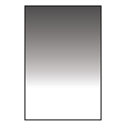 Lee Neutral Density 0.9 Filter Graduated Soft (100x150mm Resin) [ND9GS100x150U2 ] by Lee Filters