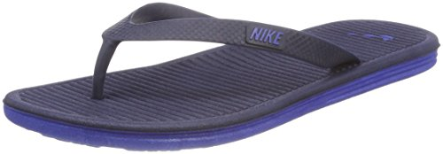 Nike 2 Thong Uomo 444 Scarpe Blu Racer Midnight Navy Solarsoft Sportive Blue rqEZrw
