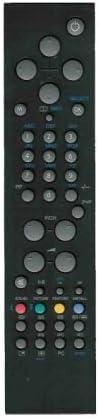 Original Mando a distancia RC1549 (Black) para Acoustic Solutions, Basic Line, LUXOR, SEG, Vestel televisor: Amazon.es: Electrónica