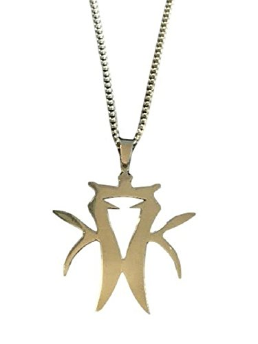 New Horizons Production Kottonmouth Kings Rap Group Logo Pendant Necklace (Kottonmouth Kings Chain)