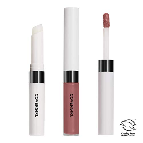 COVERGIRL Outlast All-Day Moisturizing Lip Color, Natural Blush .13 oz (4.2 g) (Packaging may vary)
