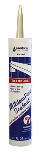 sashco-11002-mildewfree-dew-p-caulking-sealant-almond-105-fl-oz-cartridge