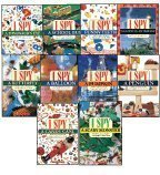 I Spy Readers Complete 10-Book Set