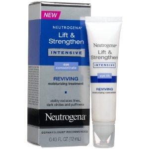 Neutrogena Soulevez et renforcer Intensive Eye Concentrate, Relancer, 0,43 once