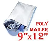 300 (Three Hundred S3 (Dimension 9'' X 12'') Poly Mailers) Tear-proof, Water-re...
