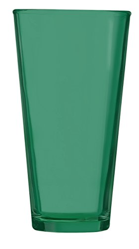 Emerald Green Pint Glass - Additional Colors Available - 16oz Set of 6