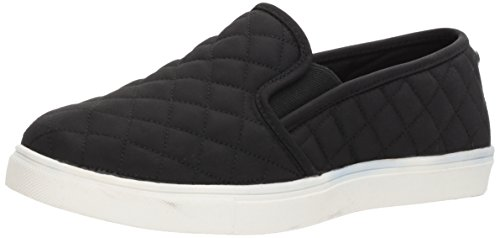 Topline Women's Quirky Sneaker, Black