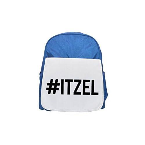 # itzel Printed Kid 's blue Backpack, cute Backpacks, cute small Backpacks, cute Black Backpack, Cool Black Backpack, Fashion Backpacks, Large Fashion Backpacks, Black Fashion Backpack