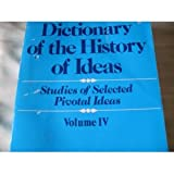 Dictionary of the History of Ideas, Wiener, 068416423X