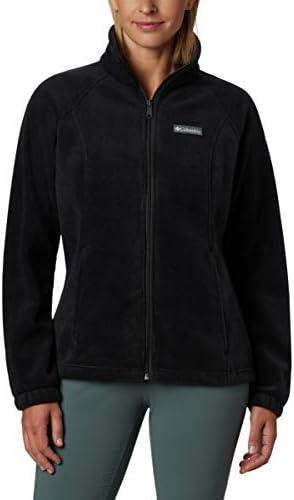 Columbia Women's Benton Springs Full Zip Fleece Jacket