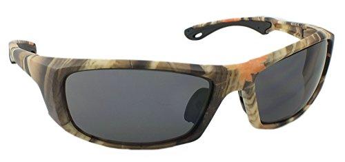 - Optic Edge Crossfire Camo Frame and Smoke Lens