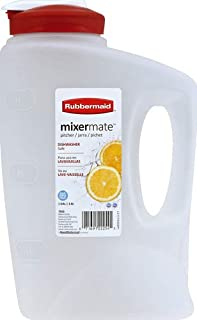 product image for Rubbermaid 1776502 1 Gallon Seal'n Saver Pitcher