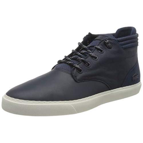 chollos oferta descuentos barato Lacoste ESPARRE CHUKKA0320 1 CMA Zapatillas Hombre Azul Nvy Off Wht 39 5 EU