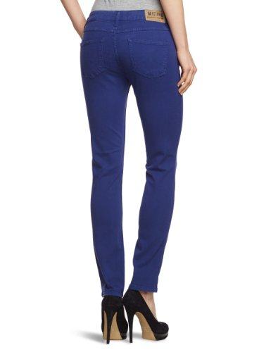 blue slim Mustang Ribbon Skinny Azul Vaqueros Para Mujer 509 Fit qTSSRHvwx