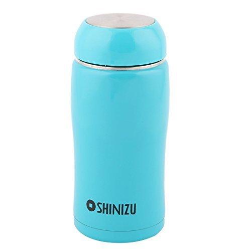 eDealMax acero inoxidable, manteniendo la temperatura Inicio de vaco taza de agua Thermo Capacidad para botellas de 350 ml Azul