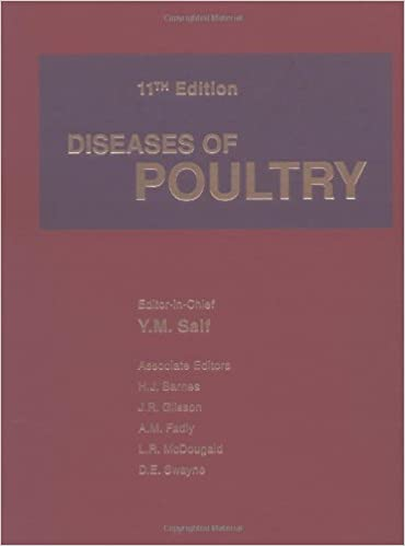 Diseases of Poultry: 9780813804231: Medicine & Health