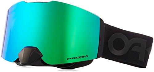 Oakley Fall Line Asian Fit Snow Goggles, Factory Pilot Blackout, Medium (Oakley Fällen)