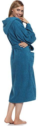 Ladeheid Albornoz para Mujer 100% Algodón LA40-102 Jeans (D03)