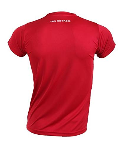 Siux Camiseta Break ROJA Junior: Amazon.es: Deportes y aire libre