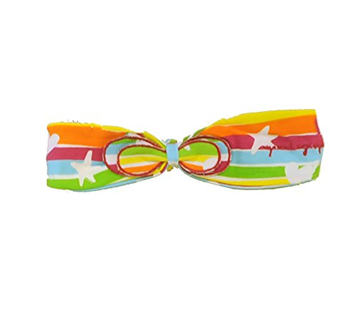Agatha Ruiz De La Prada Girls Colorful Stripes - Prada Head Designer
