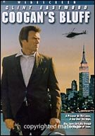 Coogan's Bluff Rare Movie Edition Starring-Clint Eastwood