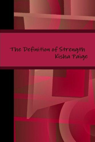The Definition of Strength pdf epub