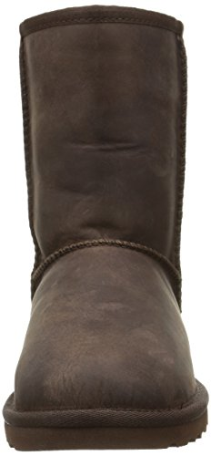 Classiques Australia Classic Short Femme Ugg Leather Bottes Marron brownstone HRqxaO