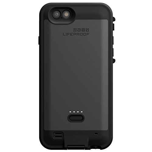 LifeProof FRE POWER iPhone 6 ONLY (4.7'' Version) Waterproof Battery Case - Retail Packaging -  BLACK by LifeProof