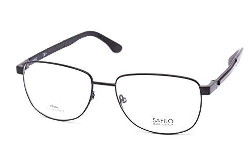 Safilo Sa 1018 Couleur PDE/17 SMTTE BLACK Calibre 58 Nouveau LUNETTES
