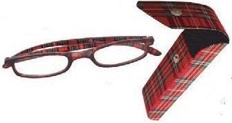 stickyrico1 Scottish Gifts - Scottish Reading Glasses - Tartan Reading Glasses - UK - Eye Uk Glasses