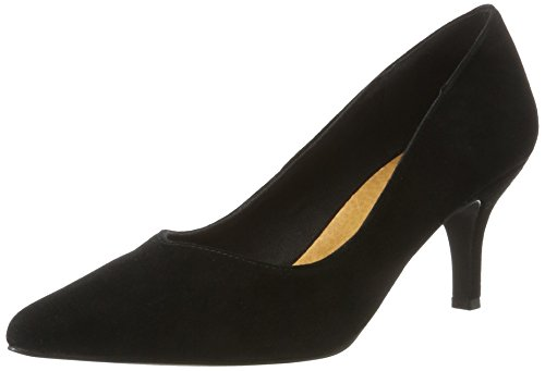 Bianco Pump With V-front Jfm17 - Tacones Mujer negro