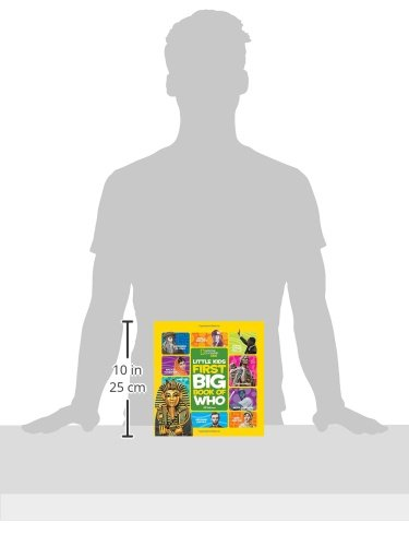 National Geographic Little Kids First Big Book of Who (National Geographic Little Kids First Big Books) by National Geographic (Image #6)