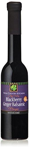 Ginger Balsamic Vinegar - Blackberry Ginger Balsamic Vinegar (104076)