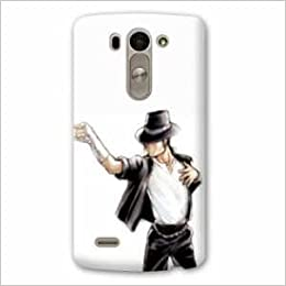 Amazon.com: Case Carcasa LG K10 Michael Jackson - - picture ...