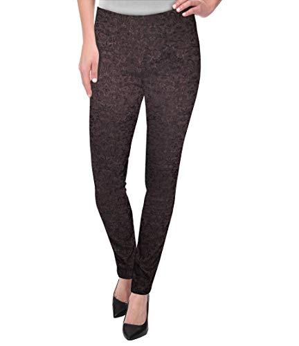 Super Comfy Stretch Pull On Millenium Pants KP44972 OPF03 Brown S
