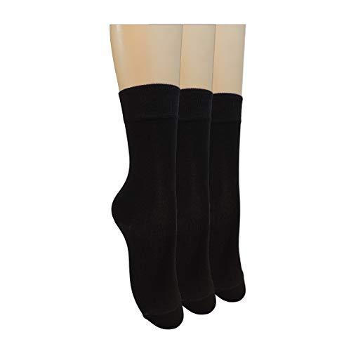See the TOP 10 Best<br>Womens Black Dress Socks
