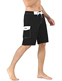 cd5abf2d60 Men's Sportwear Quick Dry Board Shorts with Lining