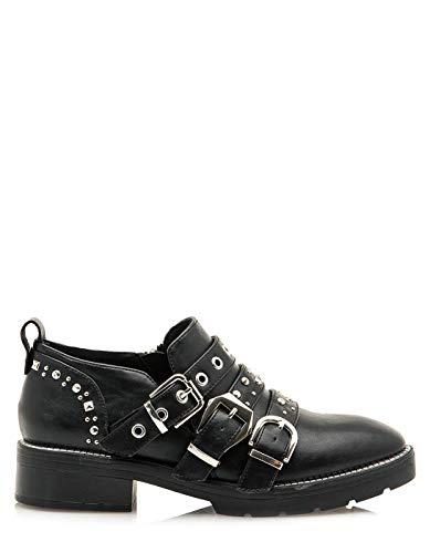 By Sixtyseven Seven Boots Black Sixty Studs X6CndqwnIx