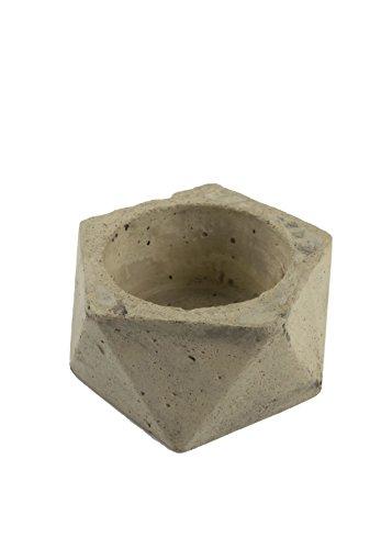 geometric-concrete-pottery-concrete-planter-pot-concrete-bowl-concrete-succulent-dish
