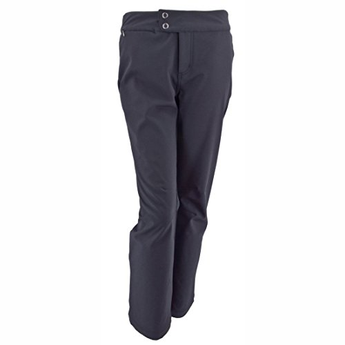 White Sierra Women's 31-Inch Inseam Full Moon Softshell Pant, Medium, Black