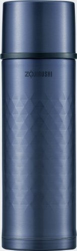Zojirushi SV-HA50AX 17-Ounce Clear Stainless Vacuum Bottle, Blue