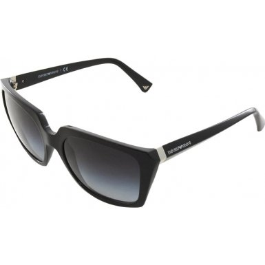 Emporio Armani 4026 50178G Black 4026 Butterfly Sunglasses Lens Category - 2014 Armani Sunglasses