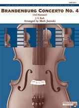 Brandenburg Concerto No. 4 (3rd Movement) by Alfred Music