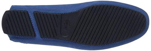 Lacoste Men's Piloter Corde 217 1, Blue, 12 M US