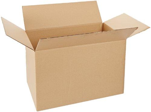 Aviditi 281818 Corrugated Box, 28